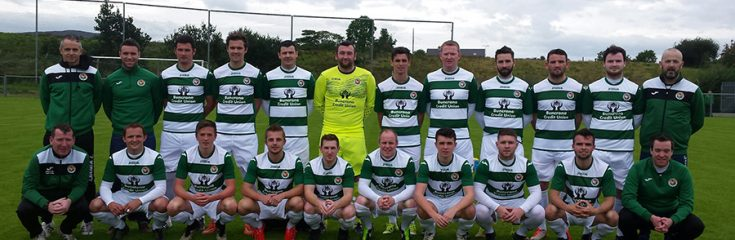 Cockhill Celtic Senior Team Season 2016/2017