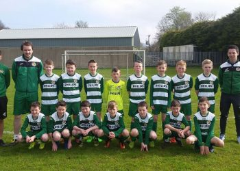 Cockhill Celtic u12 Aces 2017